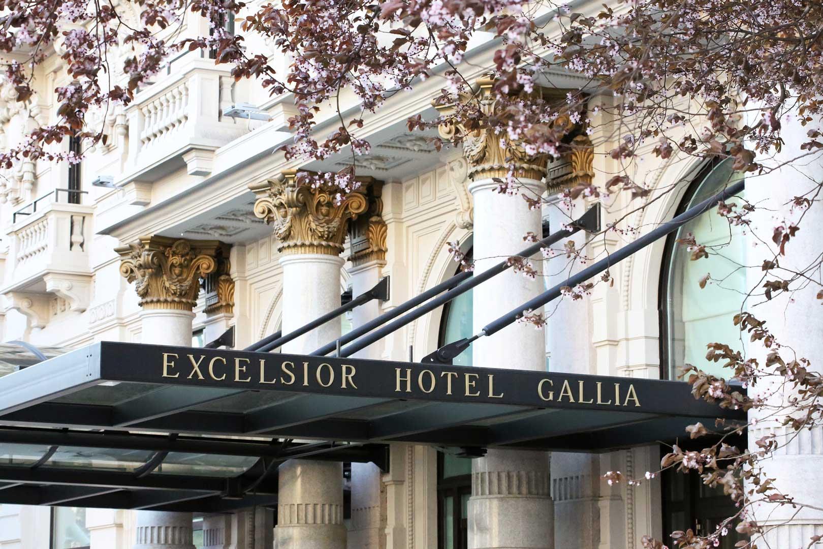 Excelsior Hotel Gallia | Esterno