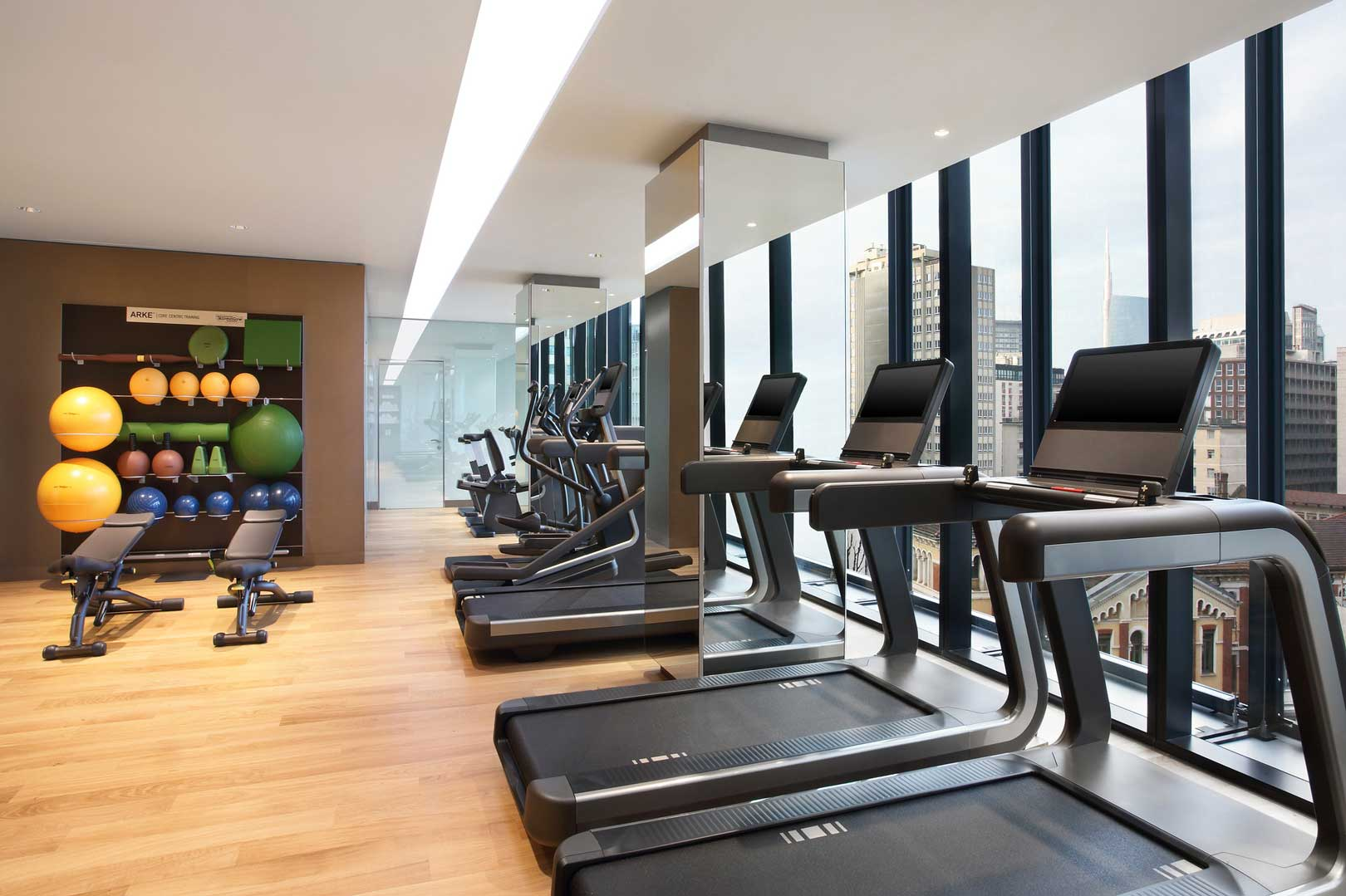 Excelsior Hotel Gallia | Fitness Center