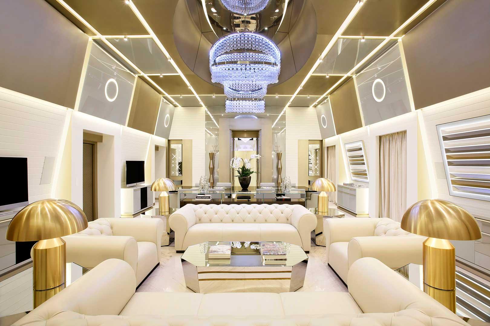 Excelsior Hotel Gallia | Katara Suite