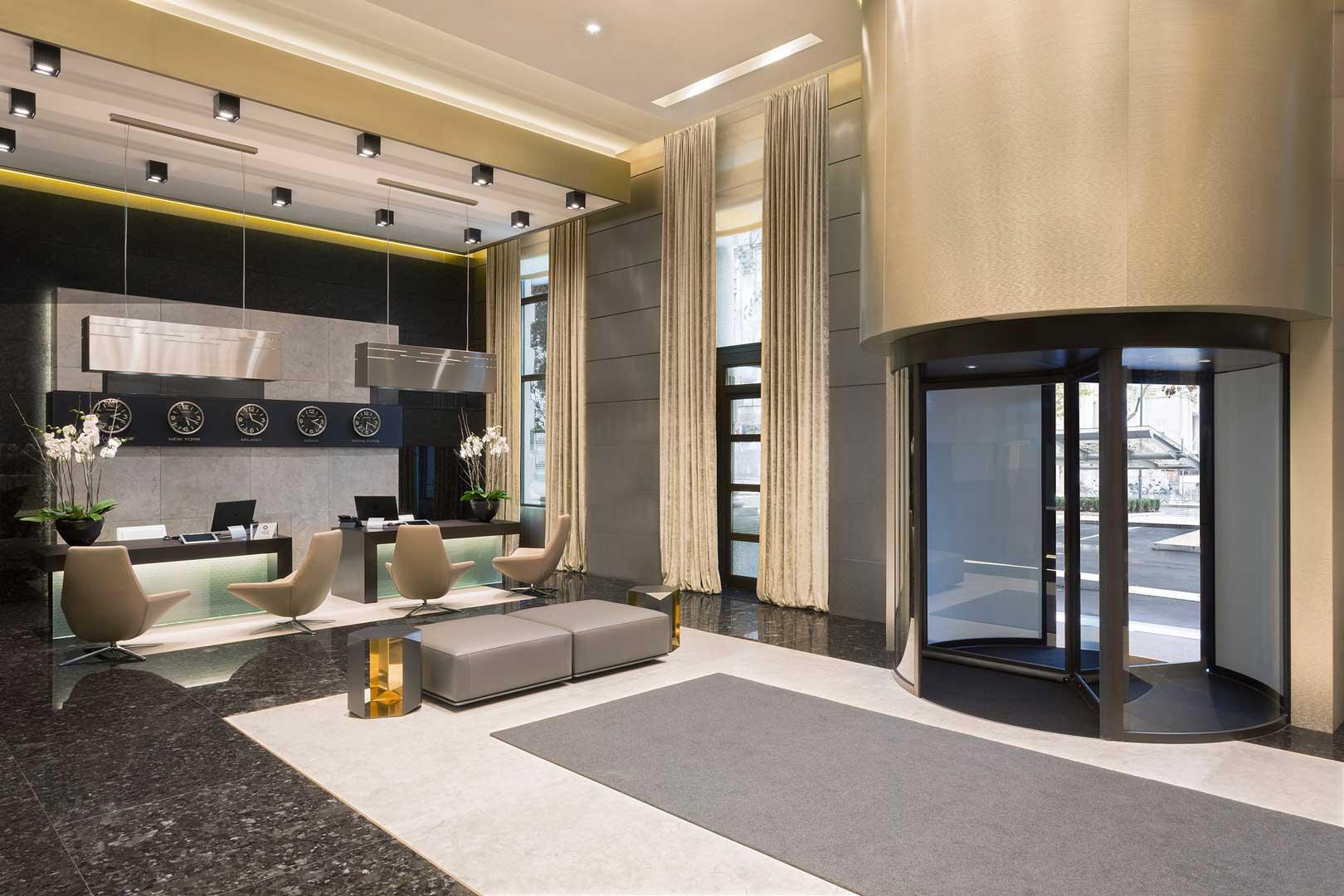Excelsior Hotel Gallia | Lobby