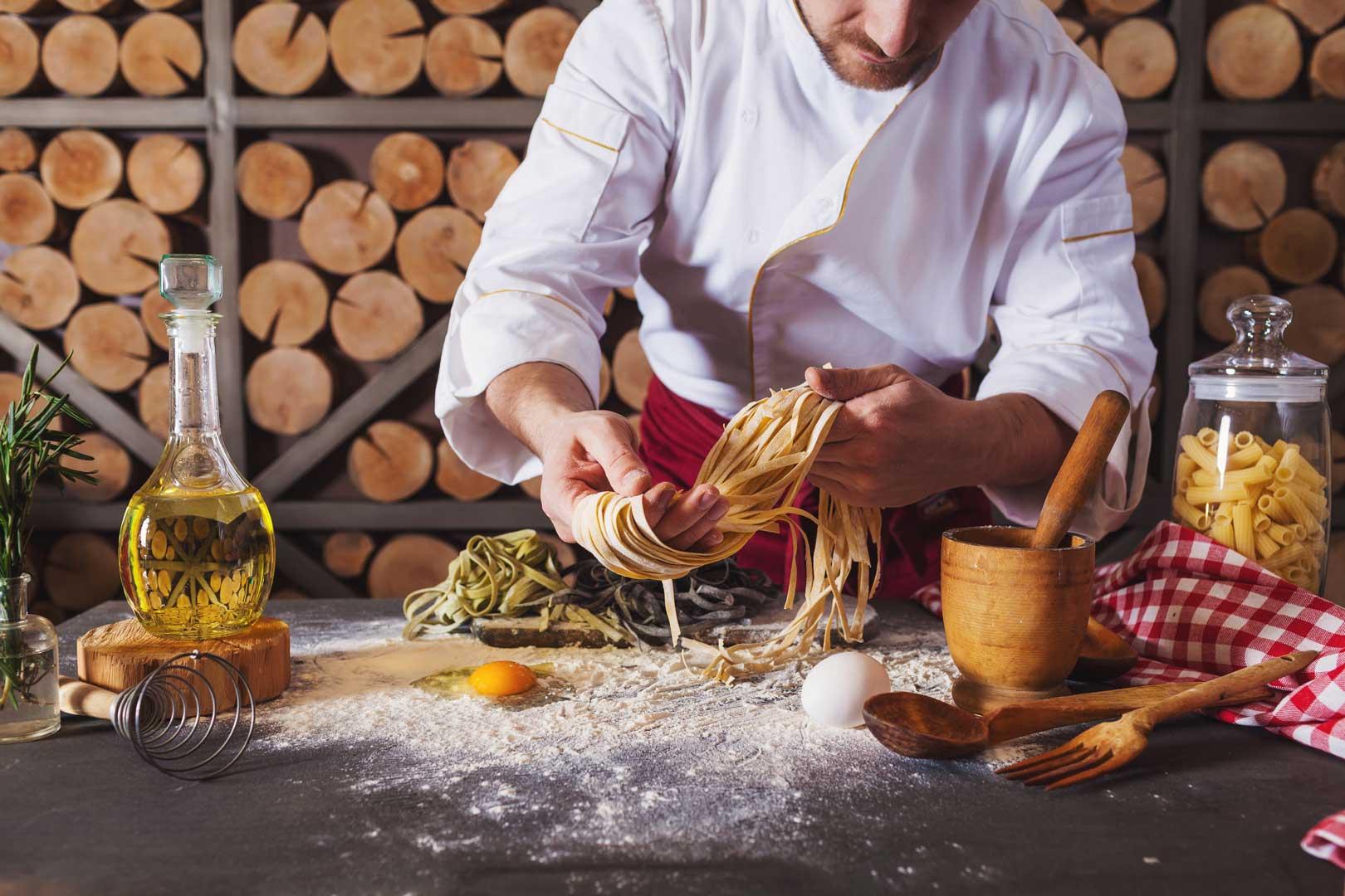 Cooking schools in Milan