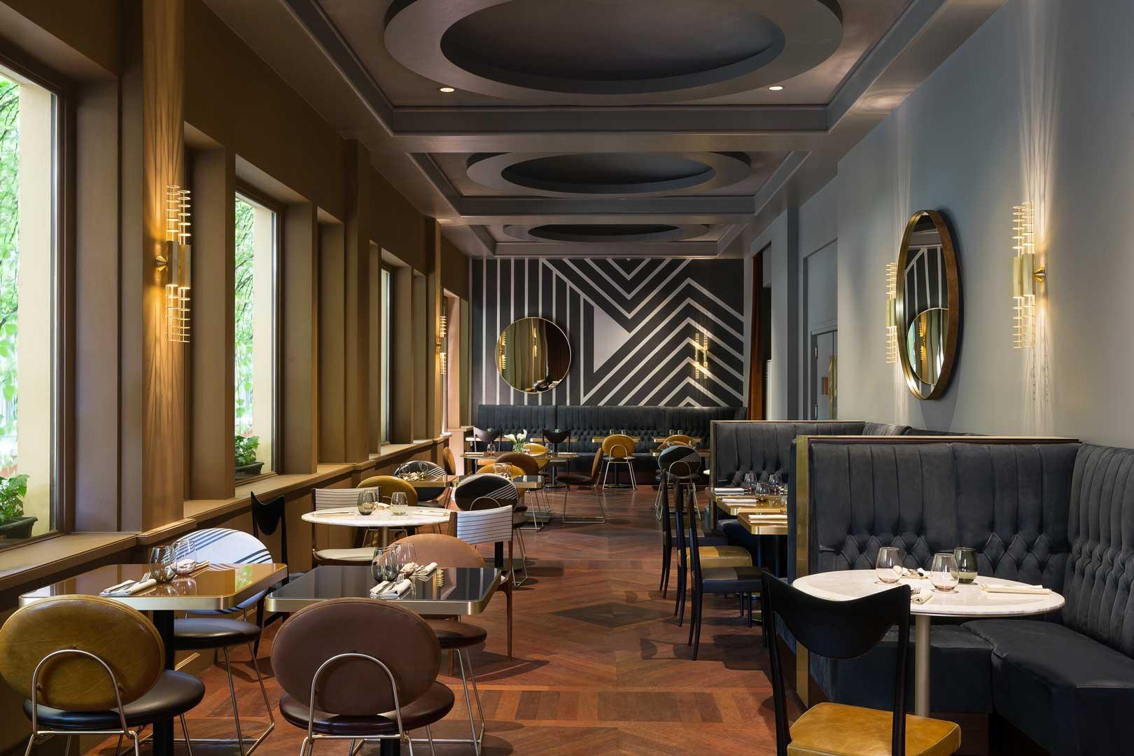 Sheraton Diana Majestic | H Club - Restaurant