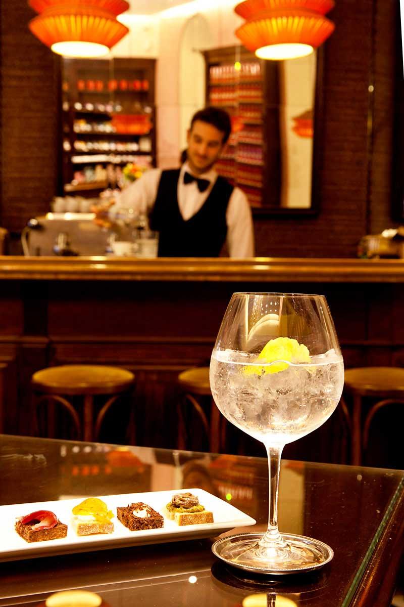 Zaini Milano | Gin Tonic