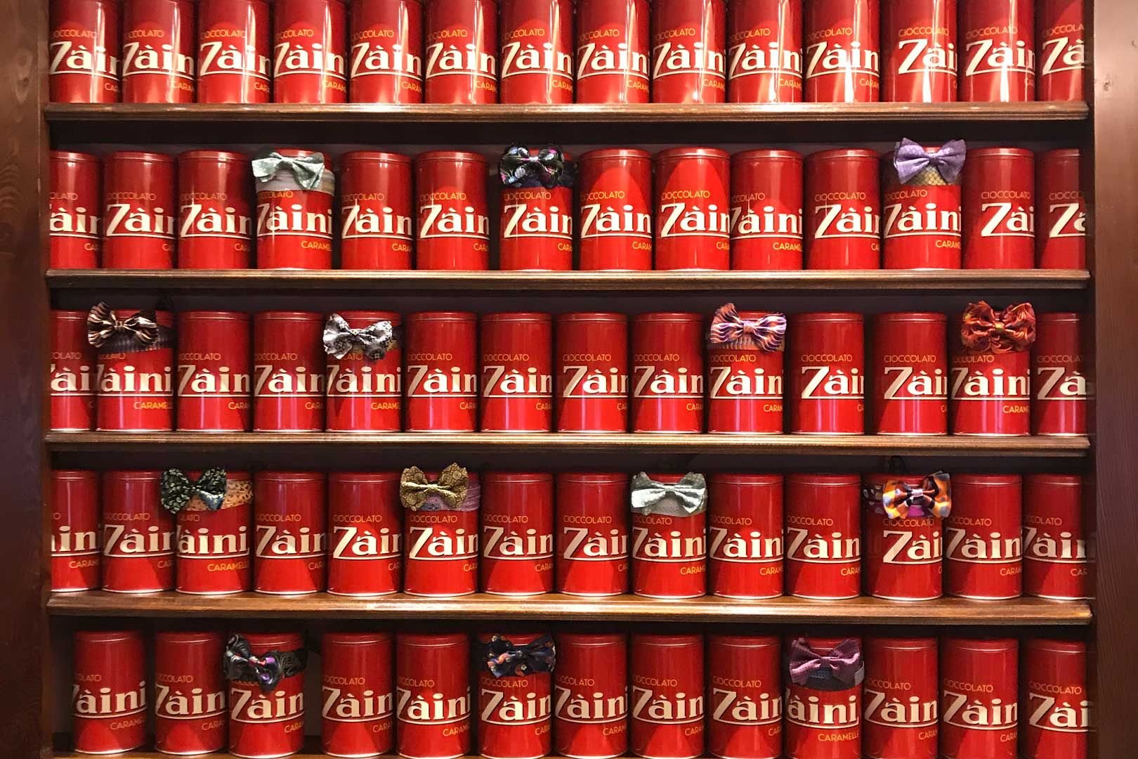 Cioccolato e Papillon | Zaini & Made in Carcere