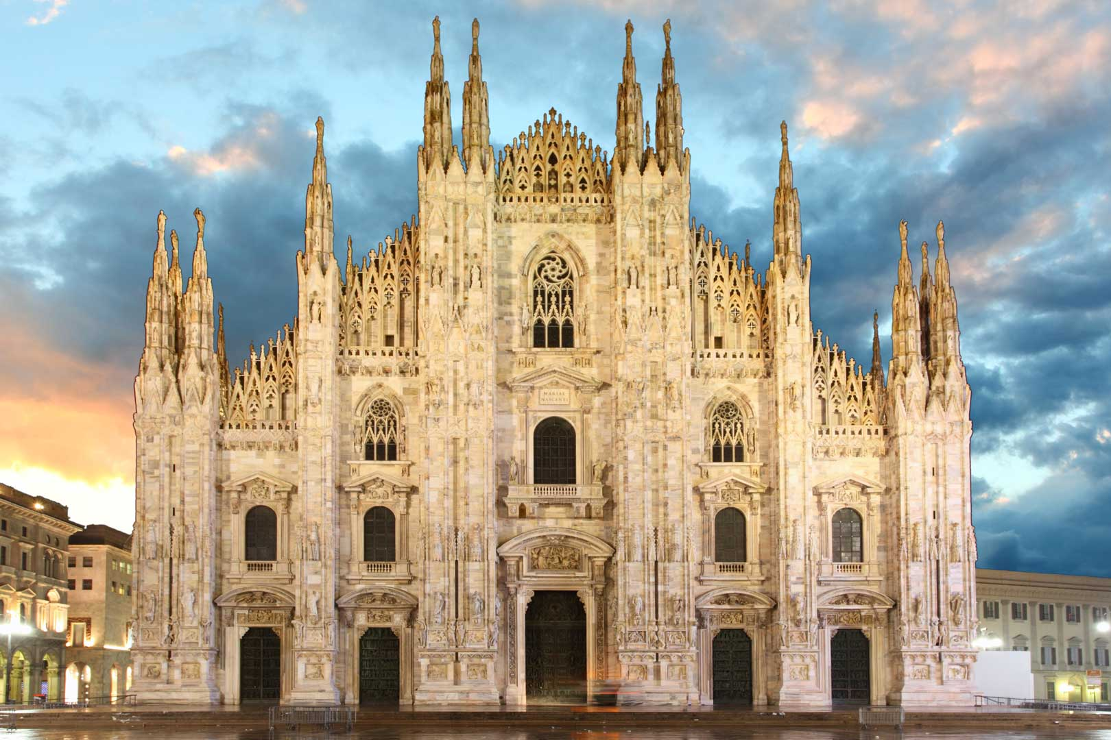 Duomo di Milano | Facciata
