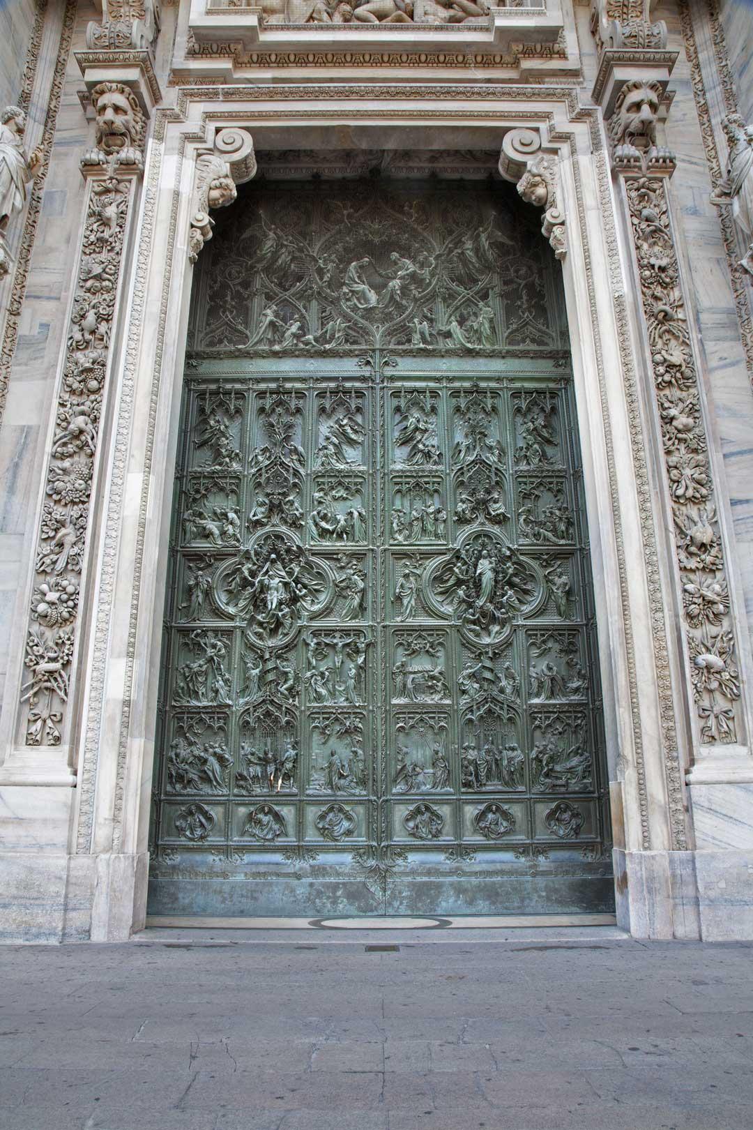 Duomo di Milano | Ingresso