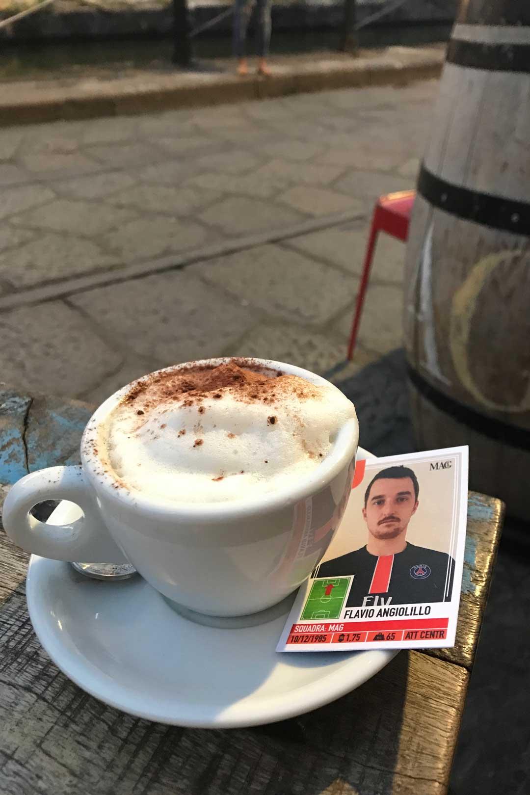 Menù Invernale Mag Cafè 2017