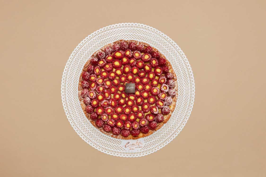 Pasticceria Cucchi | Crostata Lamponi