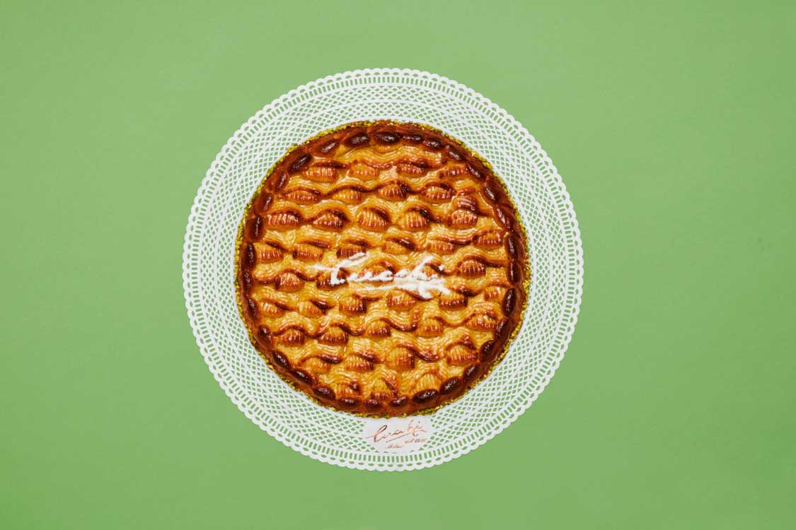 Pasticceria Cucchi | Torta Delizia