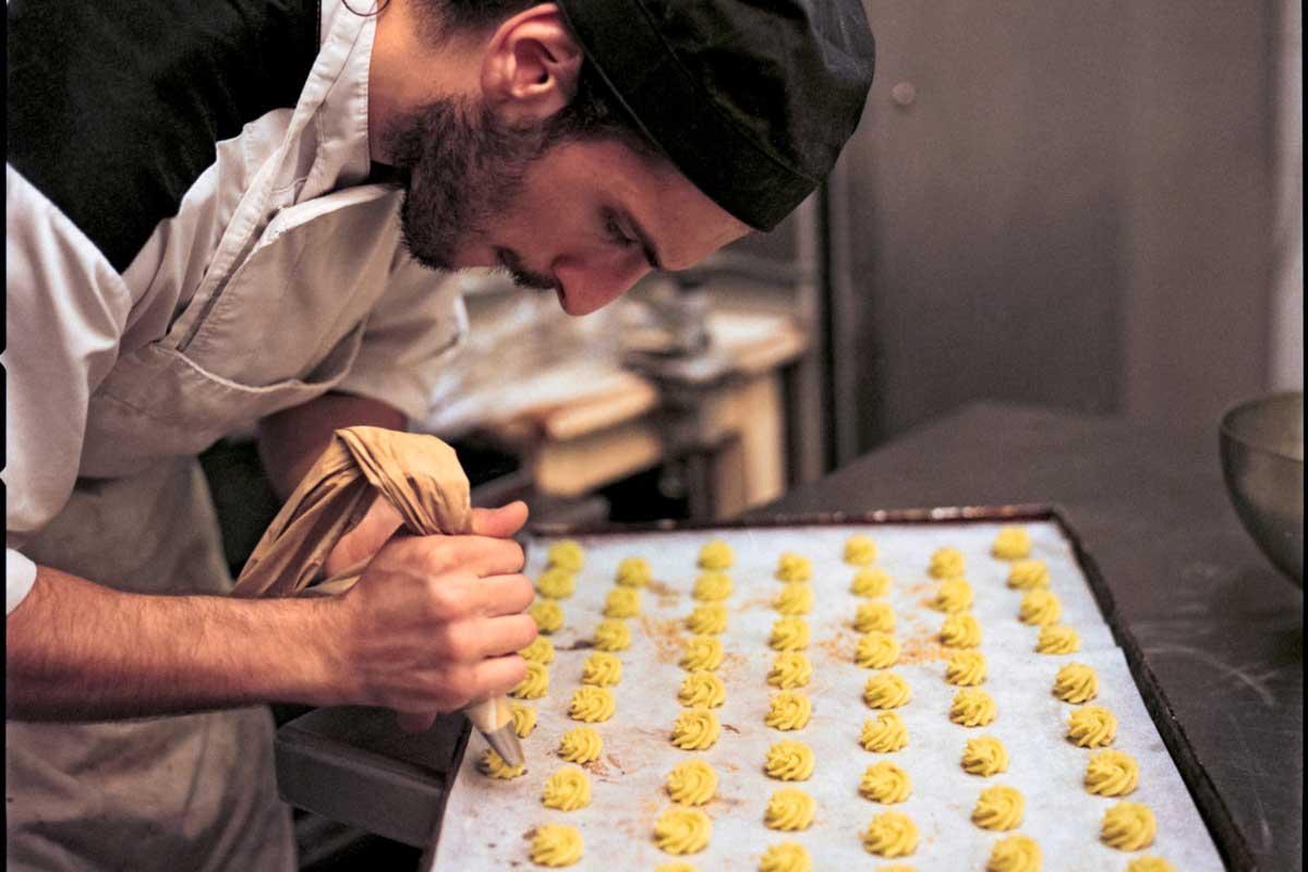 Pasticceria Cucchi | Pasticcere Lorenzo