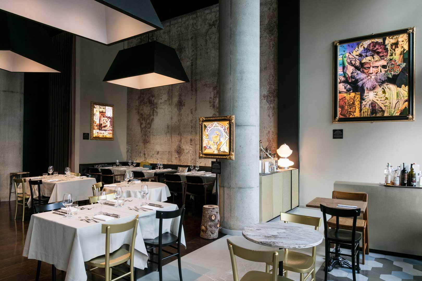 Il Santa - Bistrò Moderno | Milano