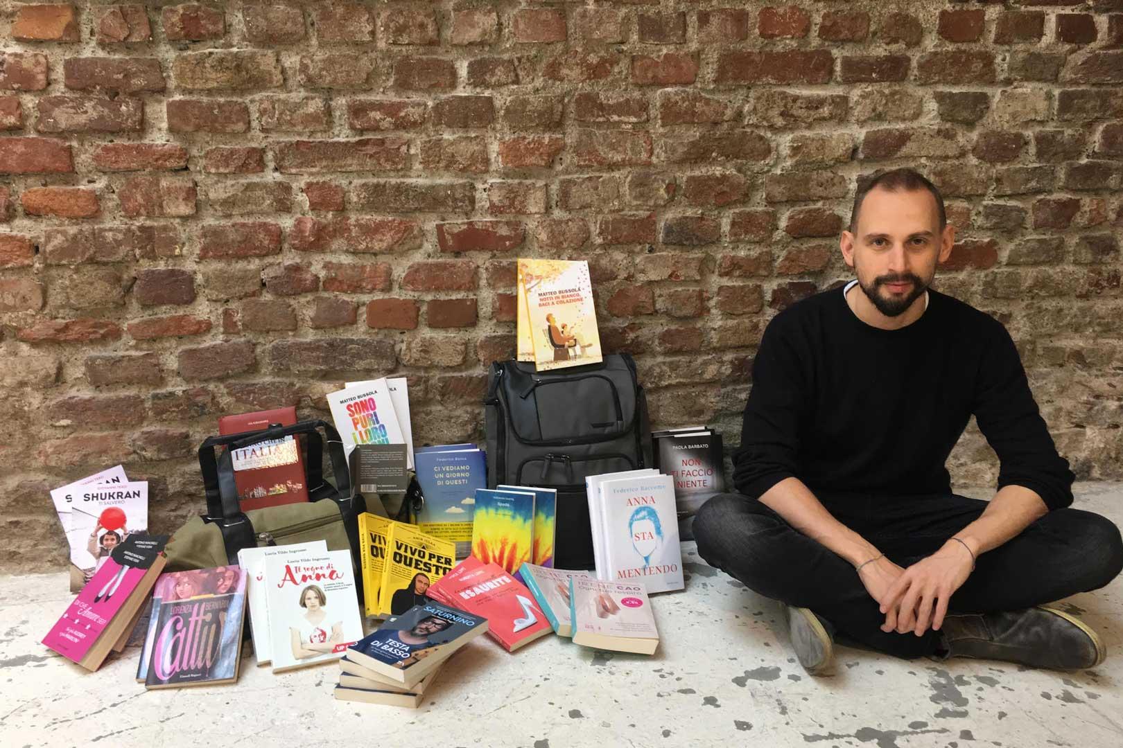 Natale con gli autori – Asta benefica su Ebay