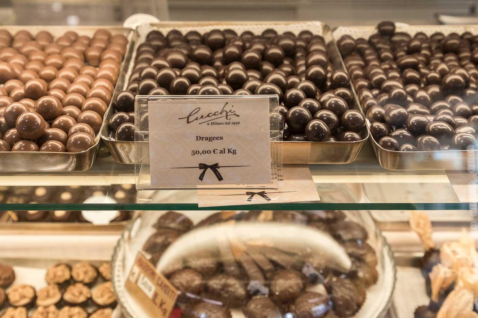 Pasticceria Cucchi | Cioccolato