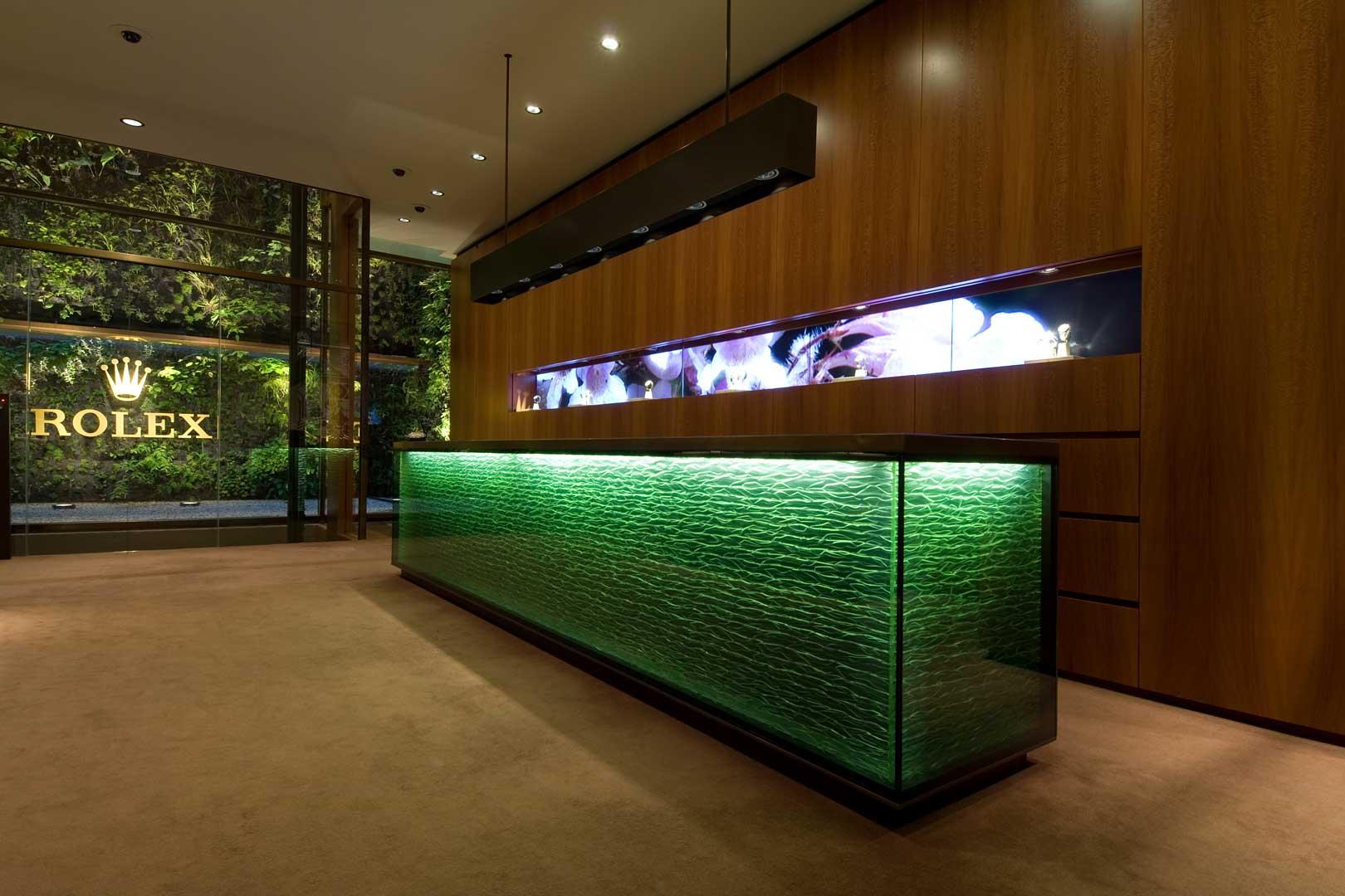 Boutique Rolex - Pisa Orologeria - Milano