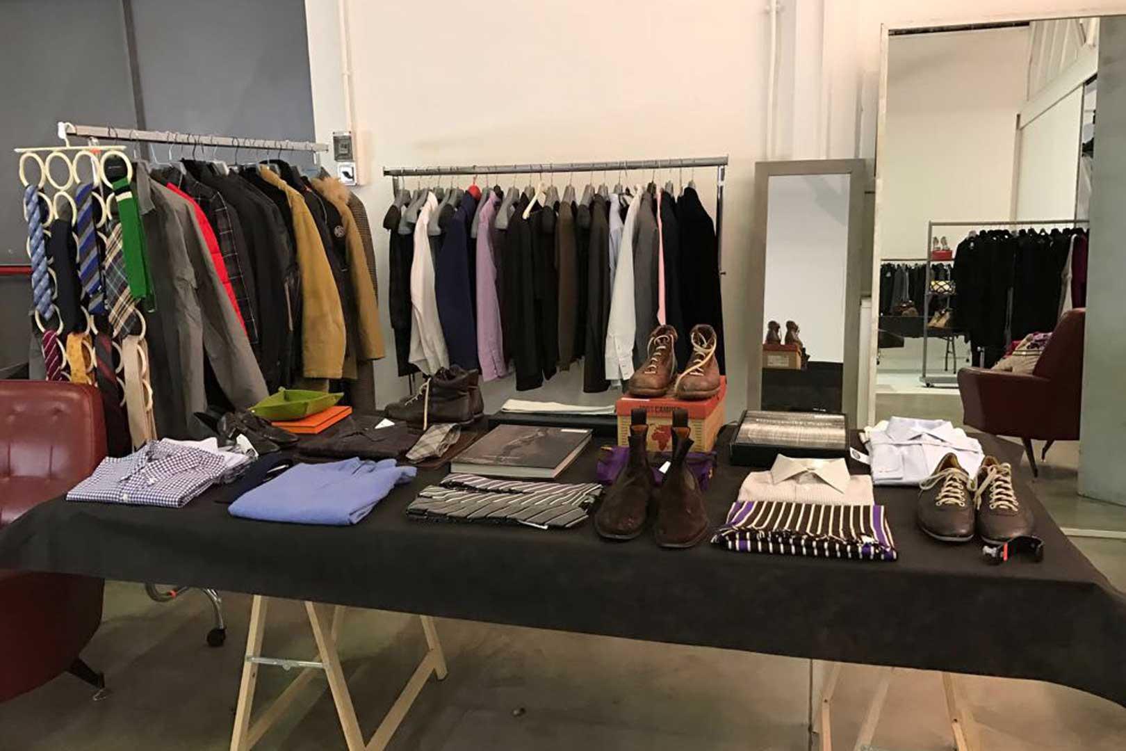 Riscatti Fashion Market - Milano