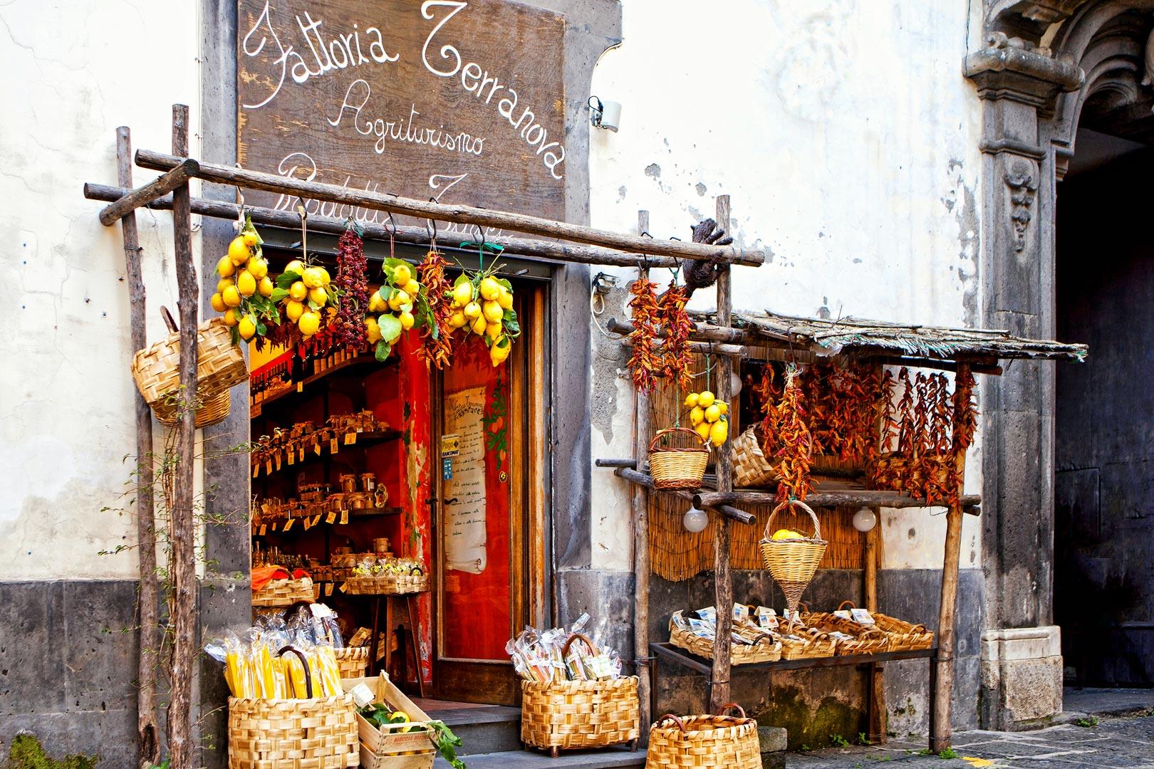 Weekend a Sorrento | Shopping