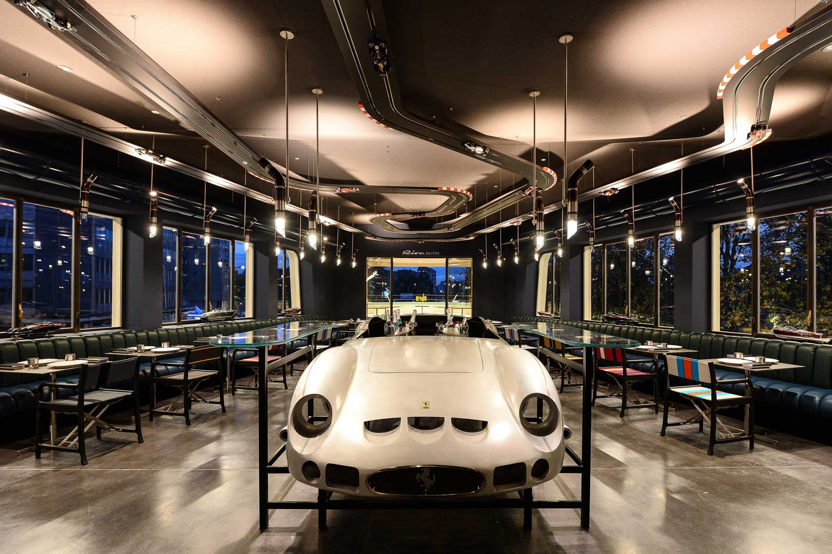 Garage Italia Customs - Milano