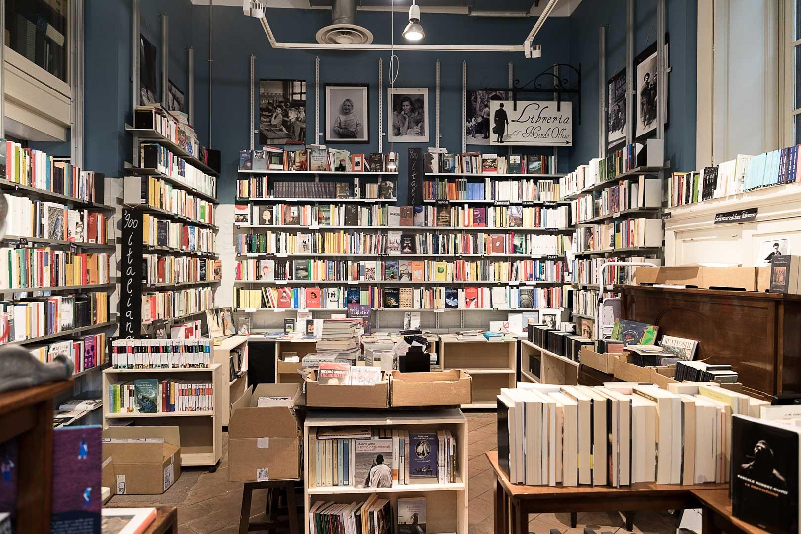 La libreria del mondo offeso - Milano