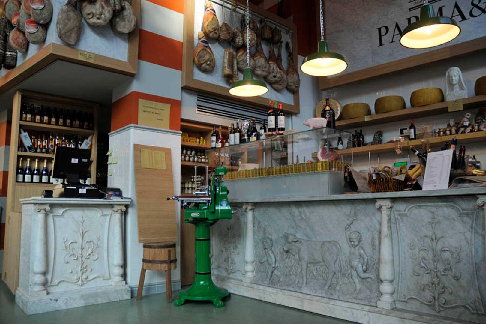 Parma & Co - Milano