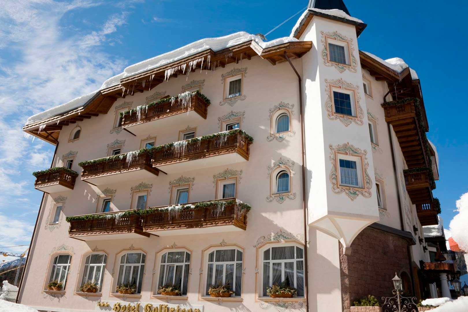 Hotel Colbericon Beauty & Relax - San Martino di Castrozza
