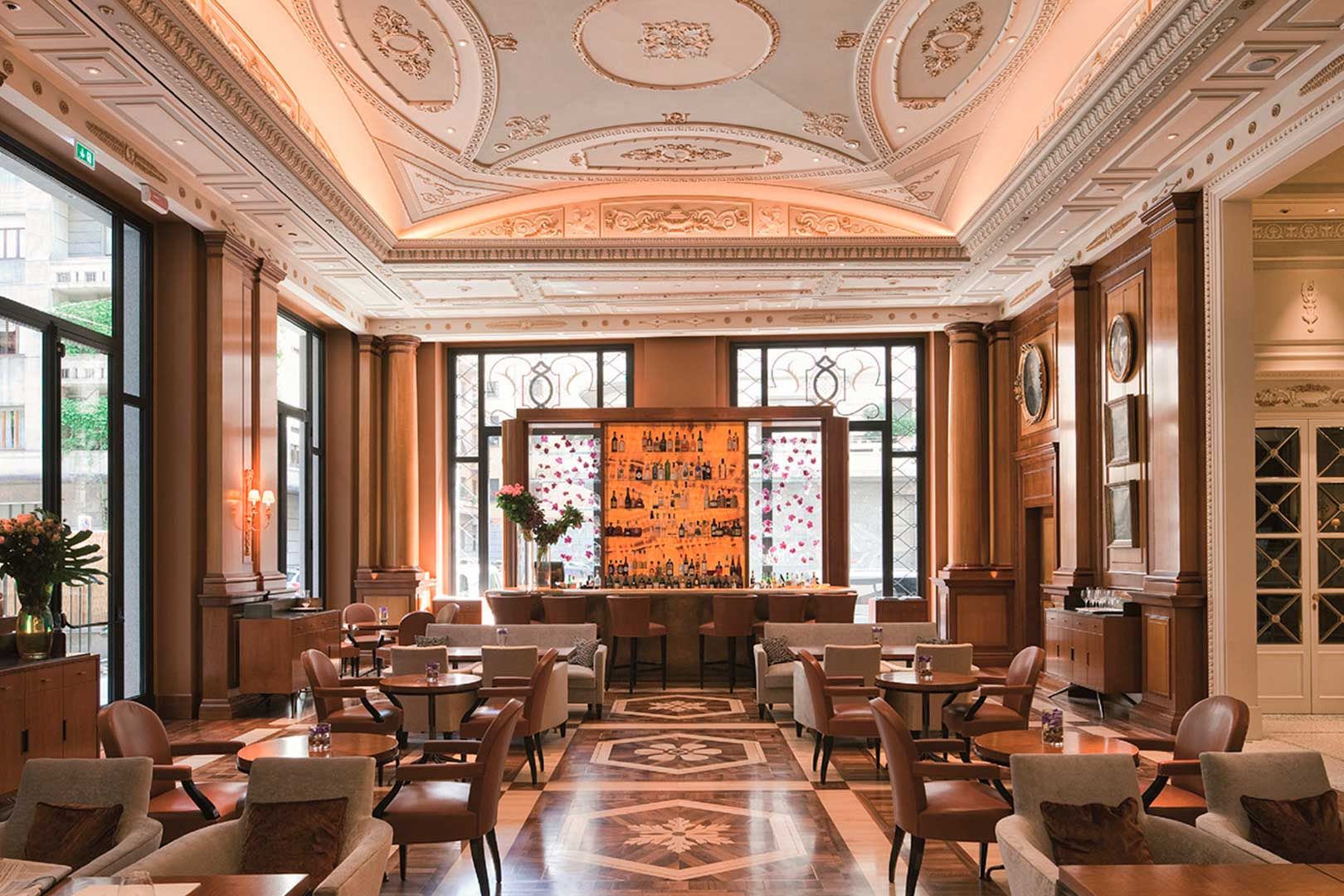 The best tea rooms of Milan