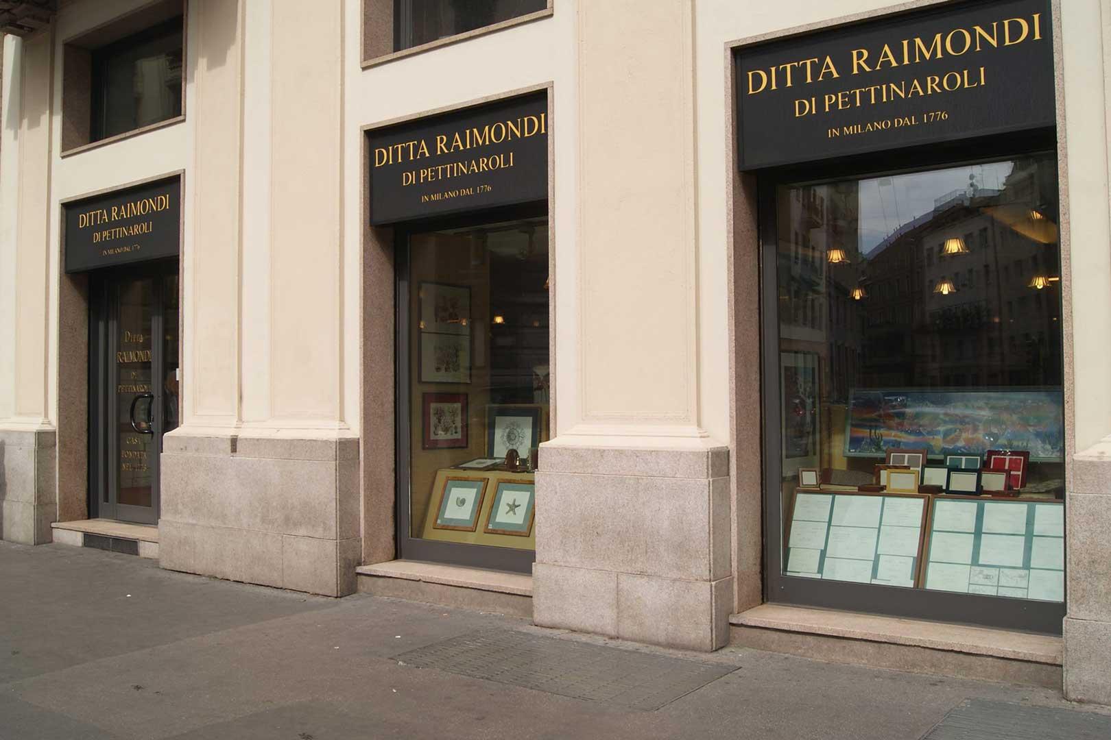 Ditta Raimondi di Pettinaroli - Milano