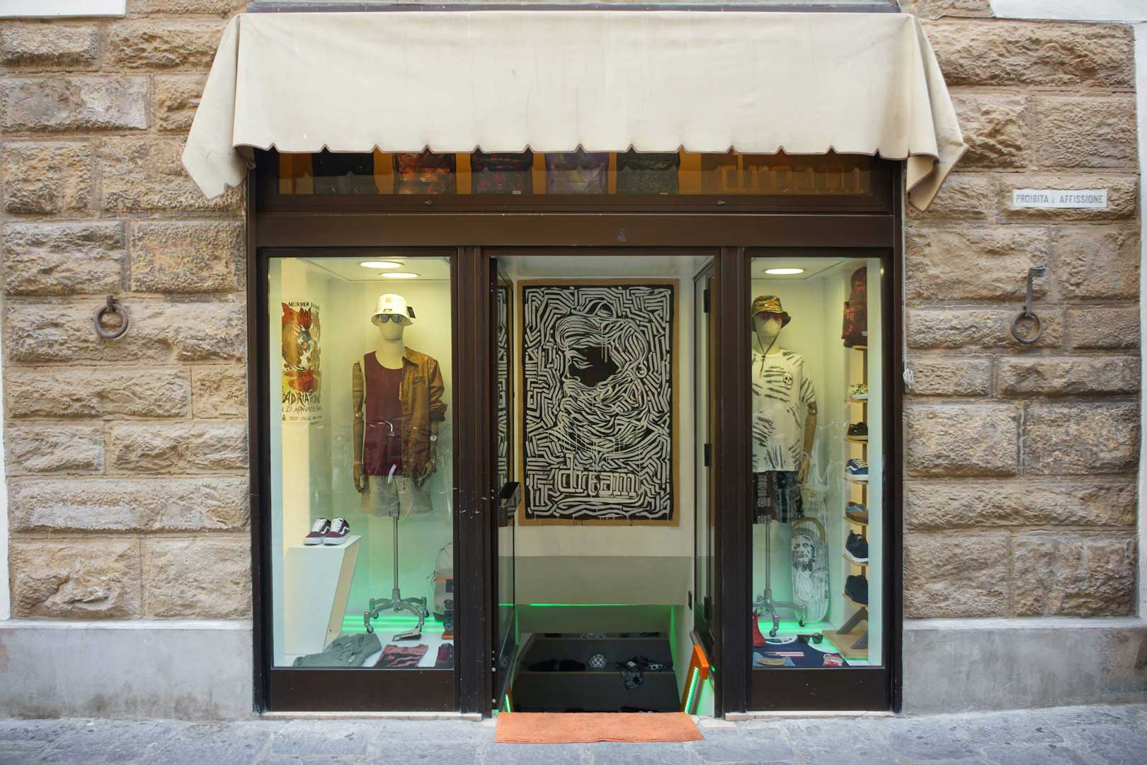 DreamStore - Streetwear since 1998