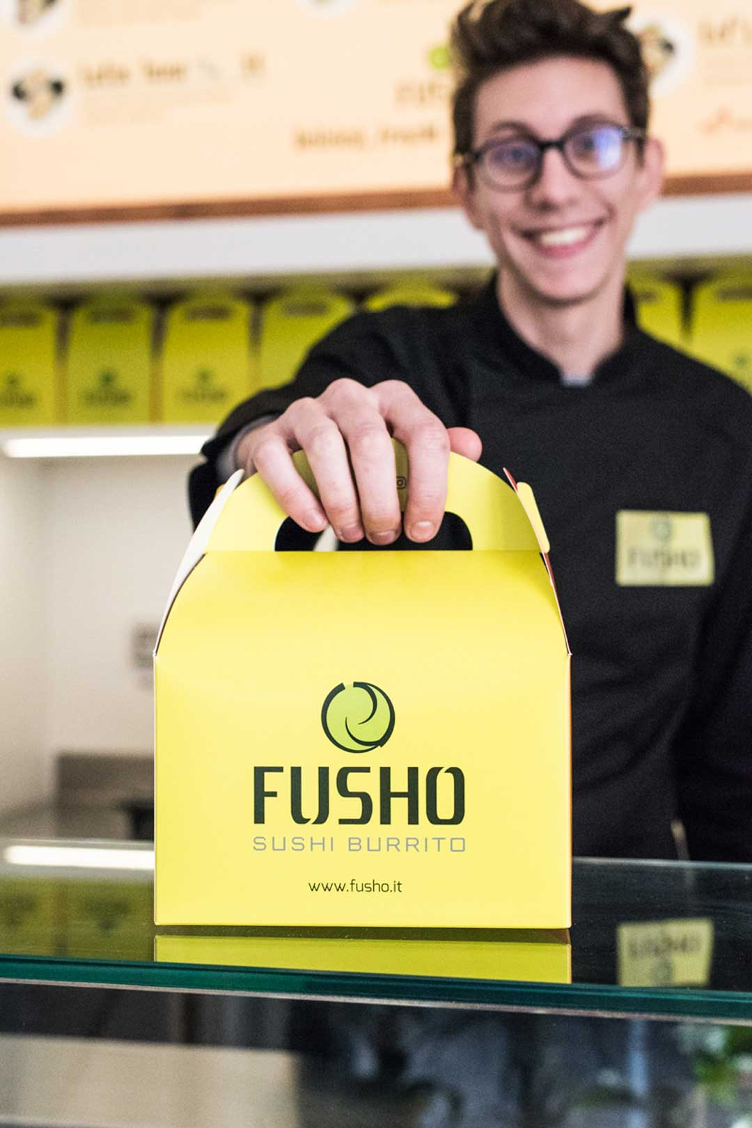 Fusho Sushi Burrito - Milano