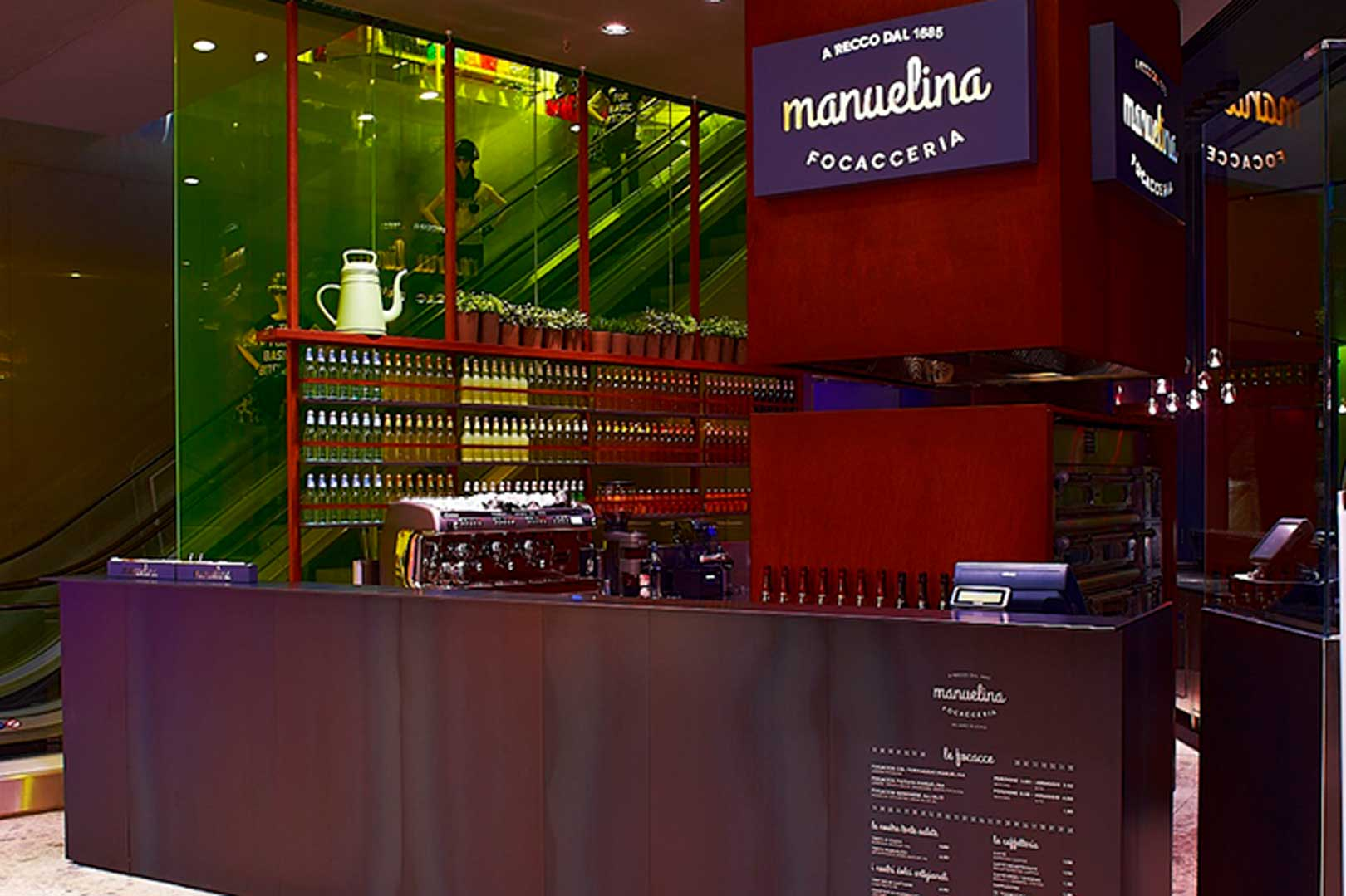 Manuelina Focacceria - Milano