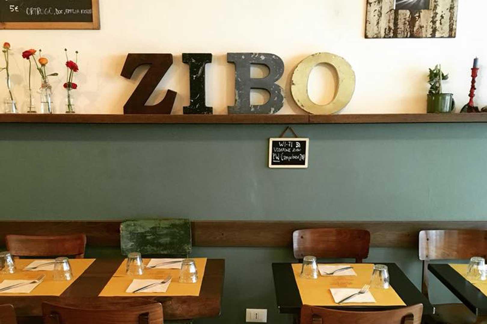 Zibo Cuochi Itineranti - Milano