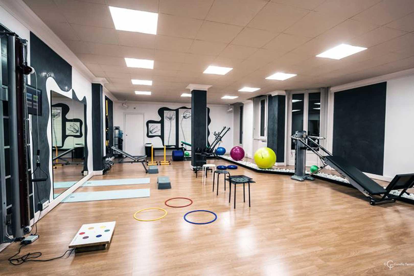 DOMS Training - Milano