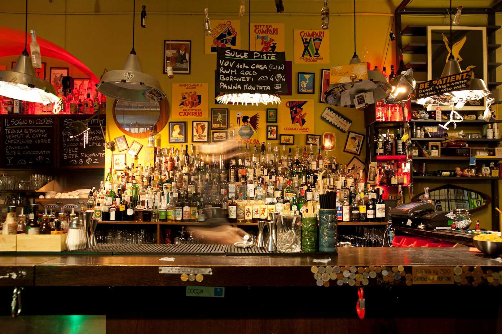 I migliori cocktail bar a tema di Milano - Lacerba Quisibeve