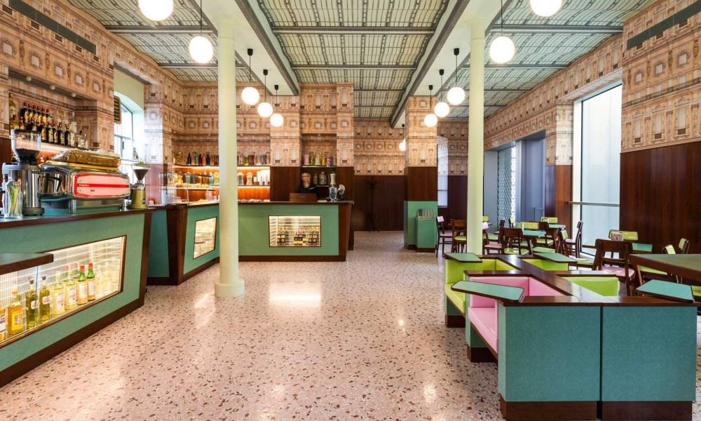 The best Bars and Restaurants from Milan's Major Fashion Brands