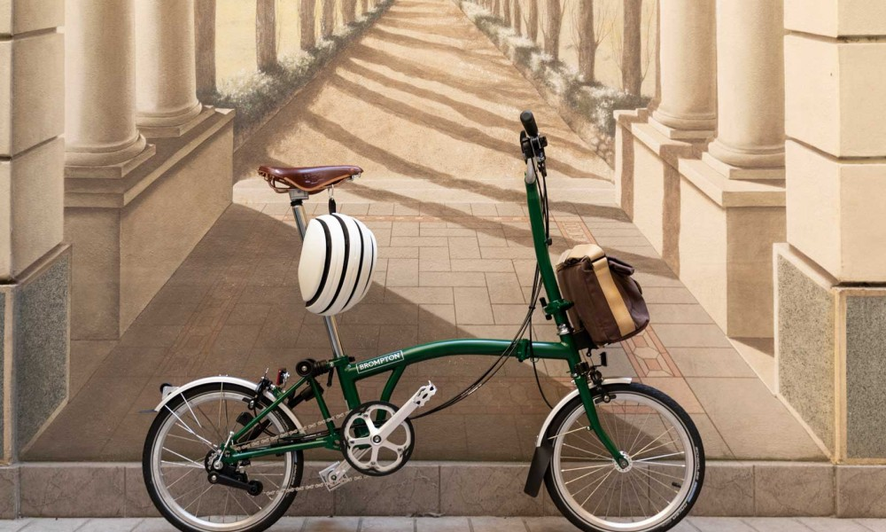 5 reasons to have a Brompton in Milan