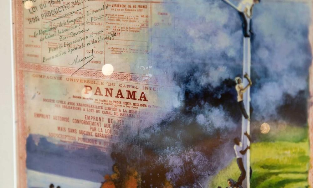 Iter goes to Panama - Milano