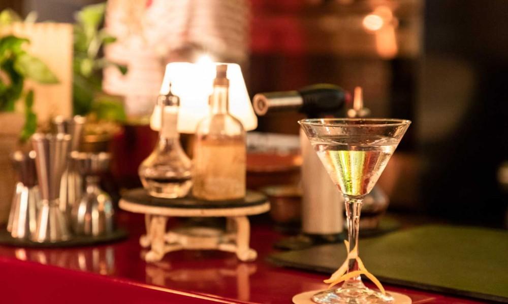 The new drink list of Tibi Bistrot Provençal