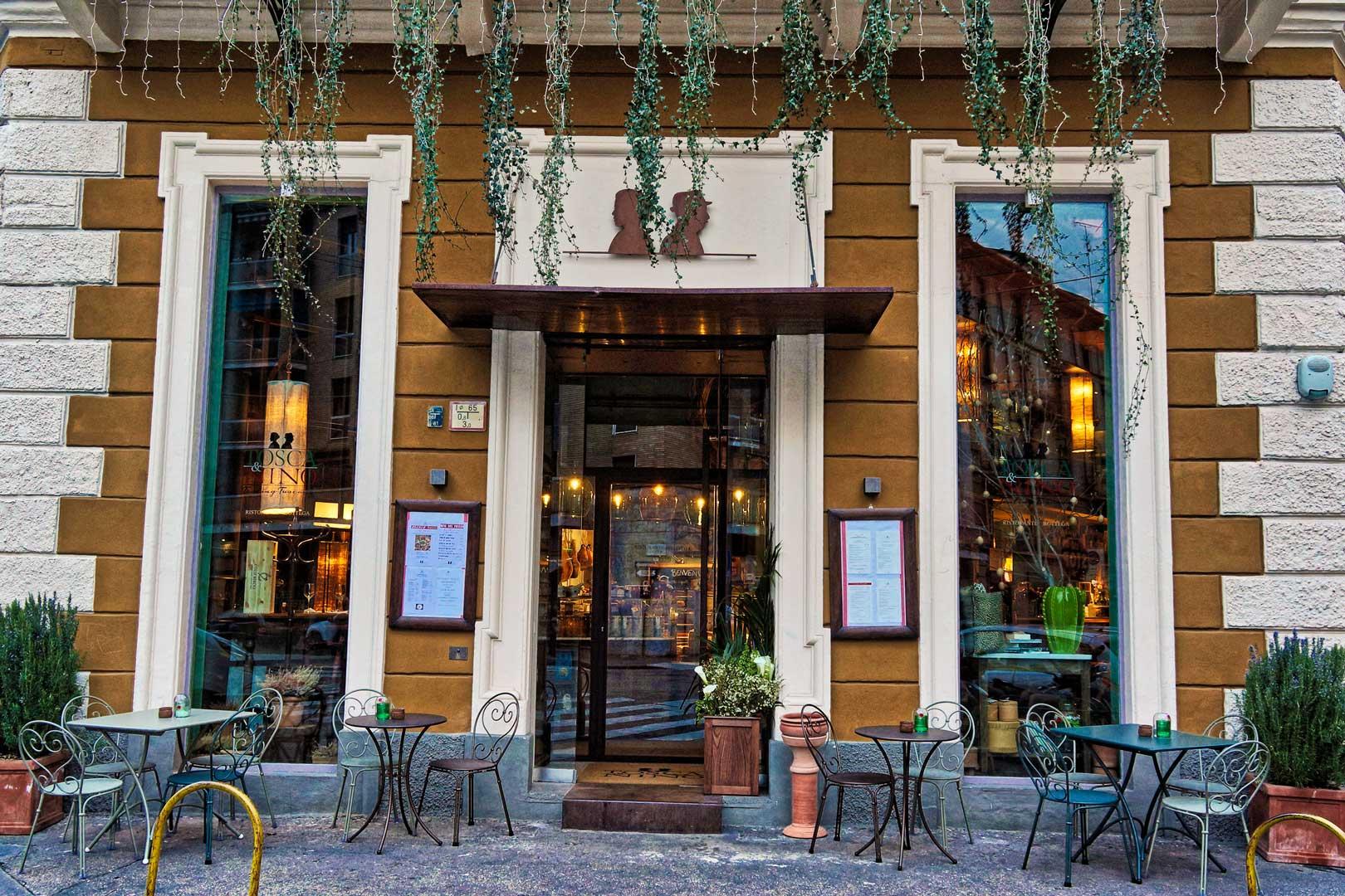 ToscaNino - Milano
