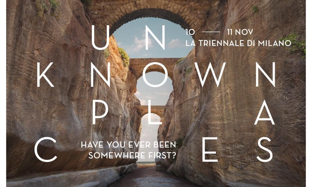 Unknown Places – La Triennale