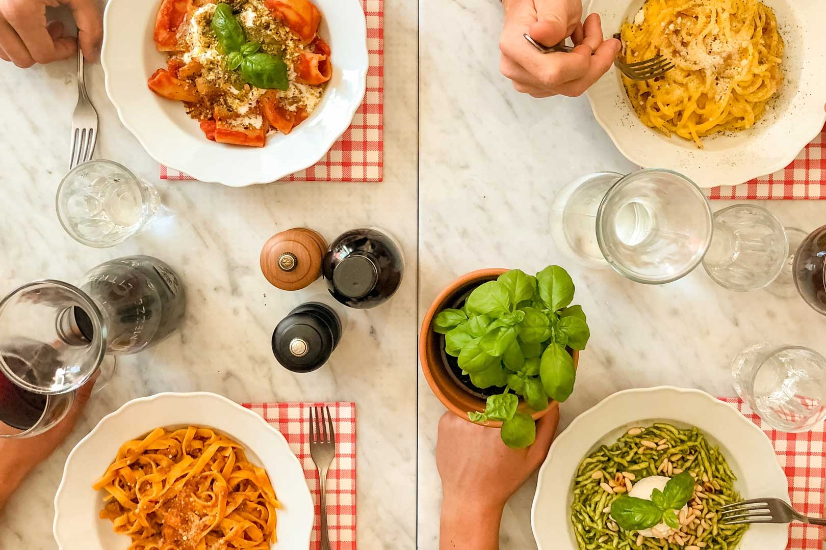 Un party a suon di carbs per il quarto Miscusi - Milano
