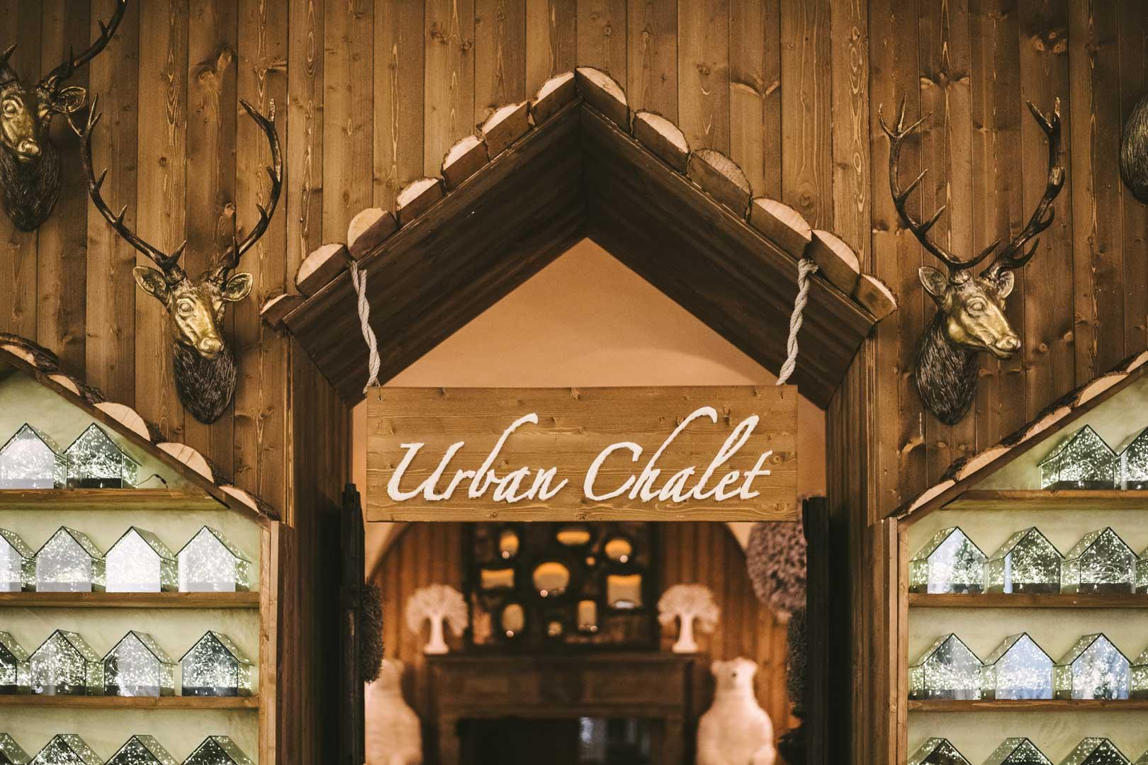 Urban Chalet Four Seasons Hotel Milano 2018