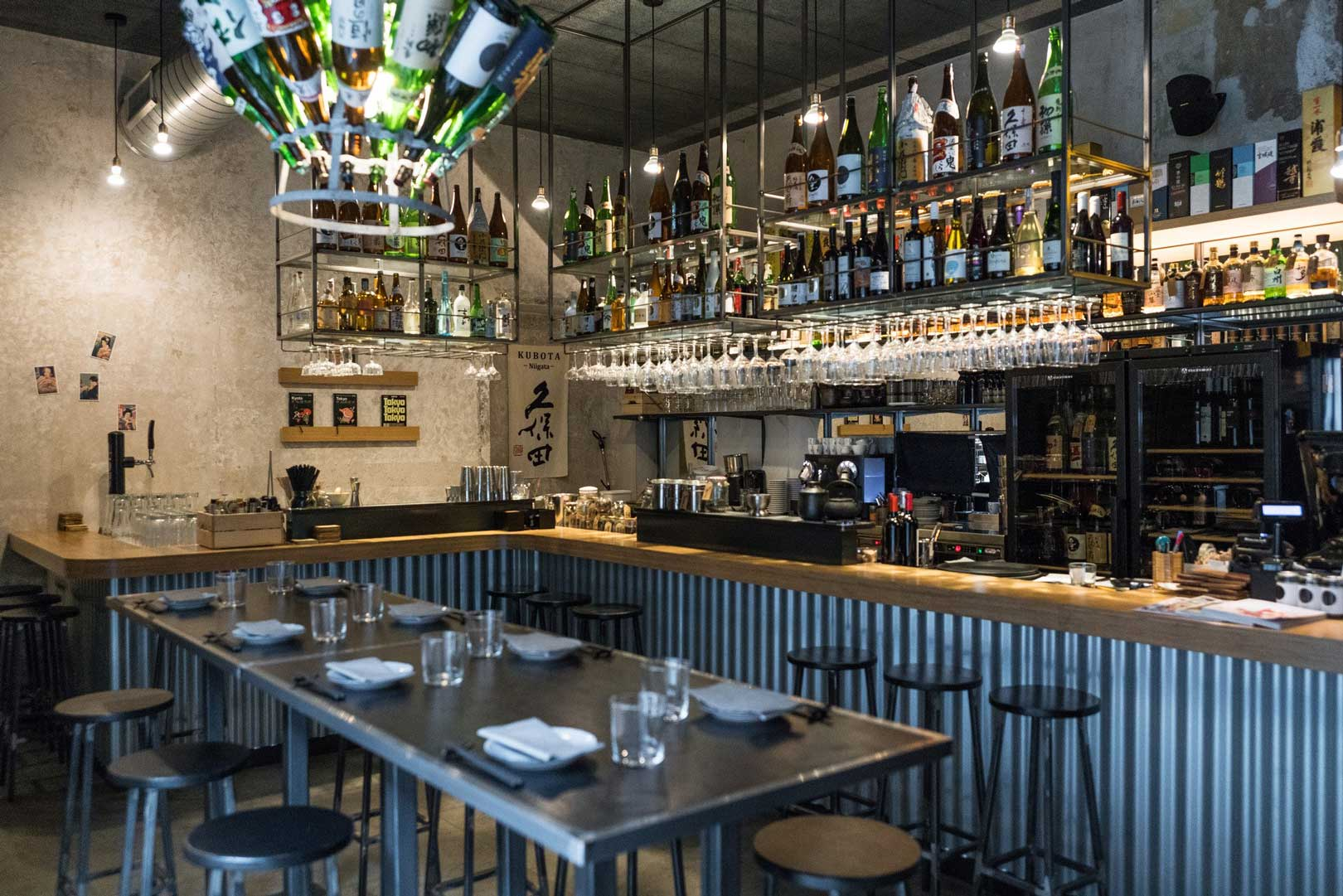 10 ristoranti industrial chic - Kanpai