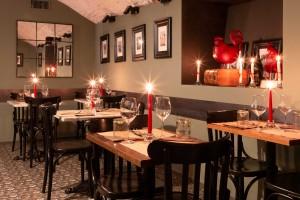 10 Bistrot romantici per San Valentino - Milano