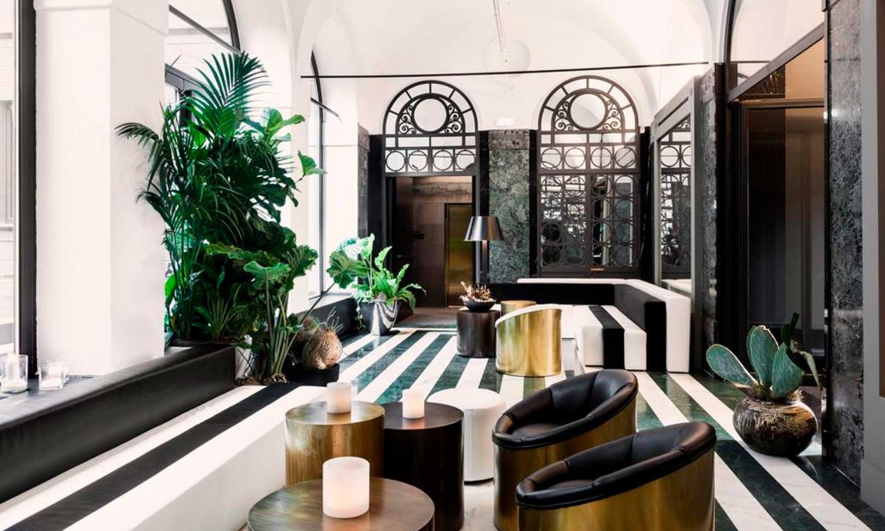 10 Design Boutique Hotel in Milan