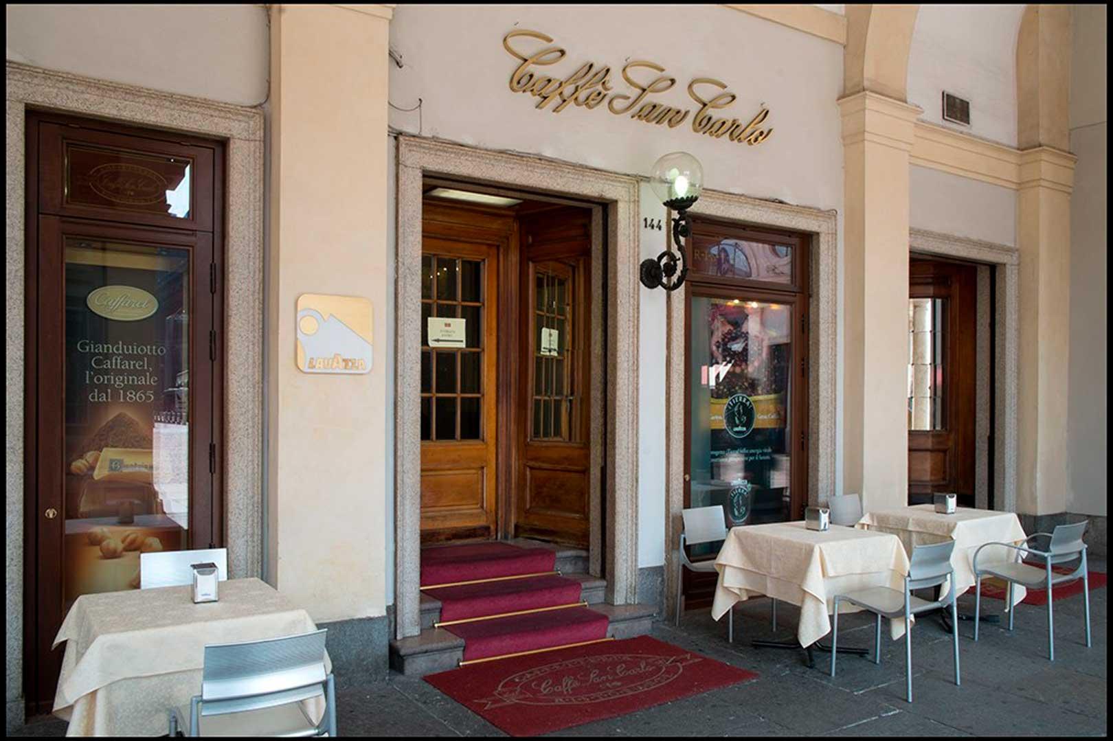 Caffè San Carlo - Torino