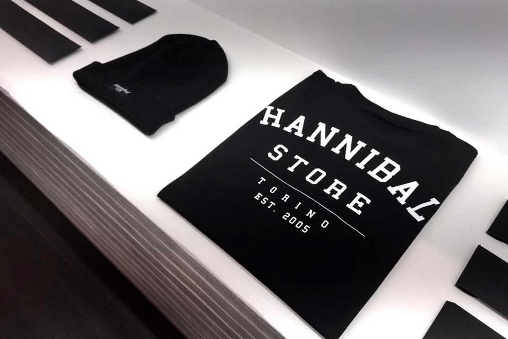 Hannibal Store - Torino