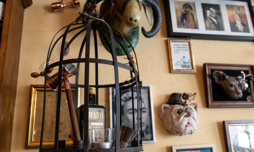 La drink list Primavera Estate del Mag Cafè - Milano