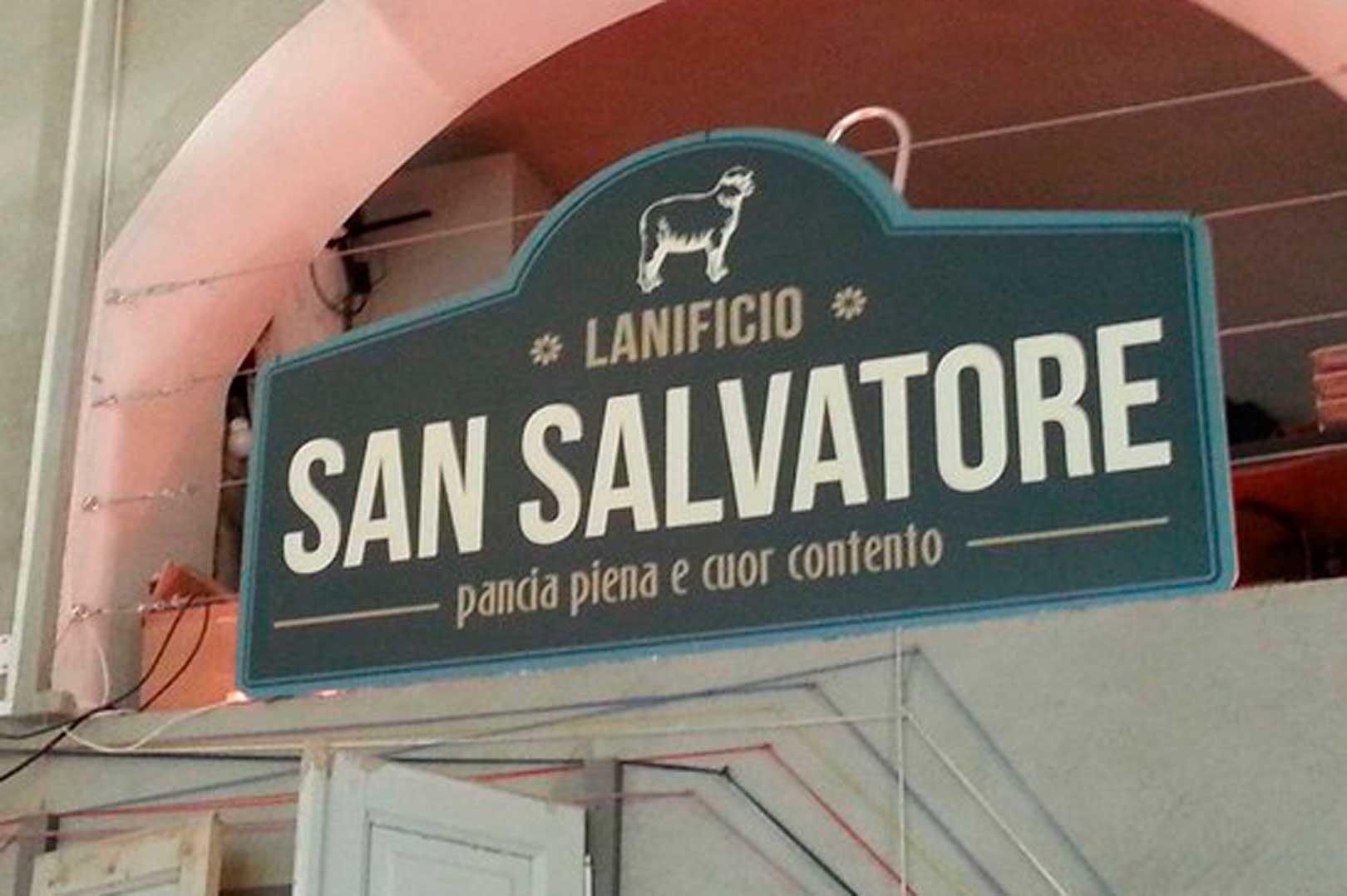 Lanificio San Salvatore - Torino