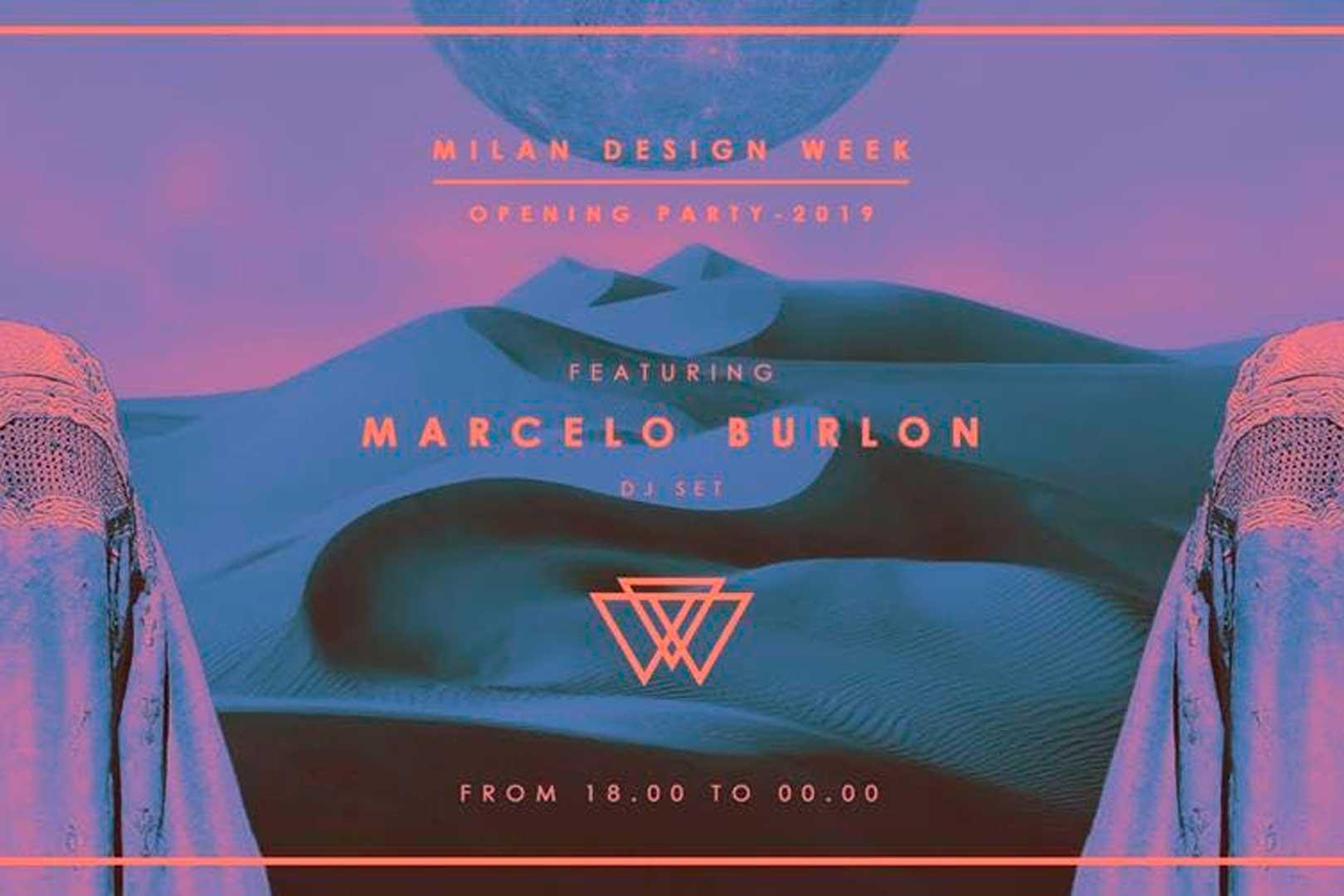 Design Week 2019 Martedì 9 Aprile - Milano