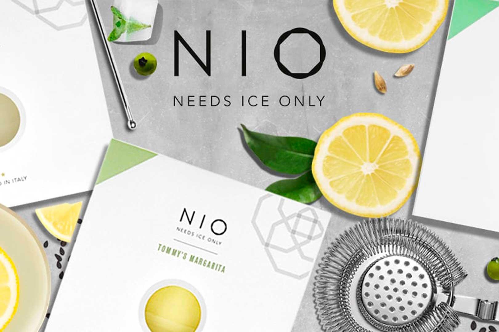 Il Fuorisalone con i cocktail di design NIO - Milano