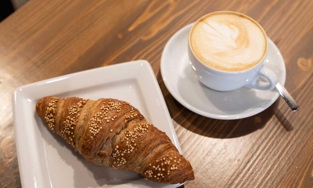 La colazione da Pausa - Milano